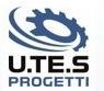 Logo U.Te.S. Progetti srl